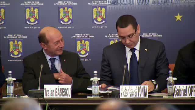 Incepe un nou conflict. Ponta: Noul sef SIE trebuie propus de viitorul presedinte, Basescu nu are niciun fel de legitimitate