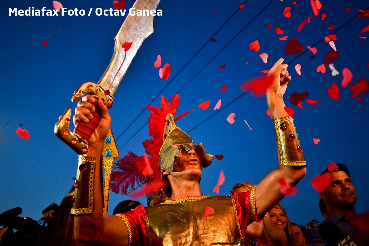 Fara Mazare, nu mai e loc de carnaval. Primaria Constantei a anuntat ca va renunta la celebrele show-uri din ultimii ani