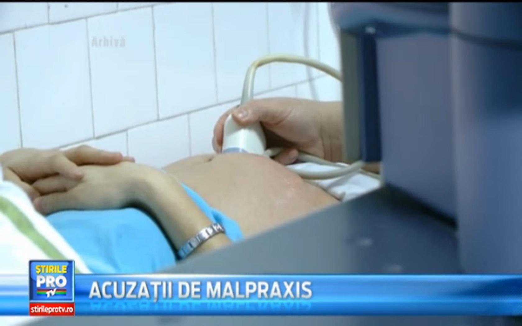 Acuzatii grave aduse medicilor din Medias