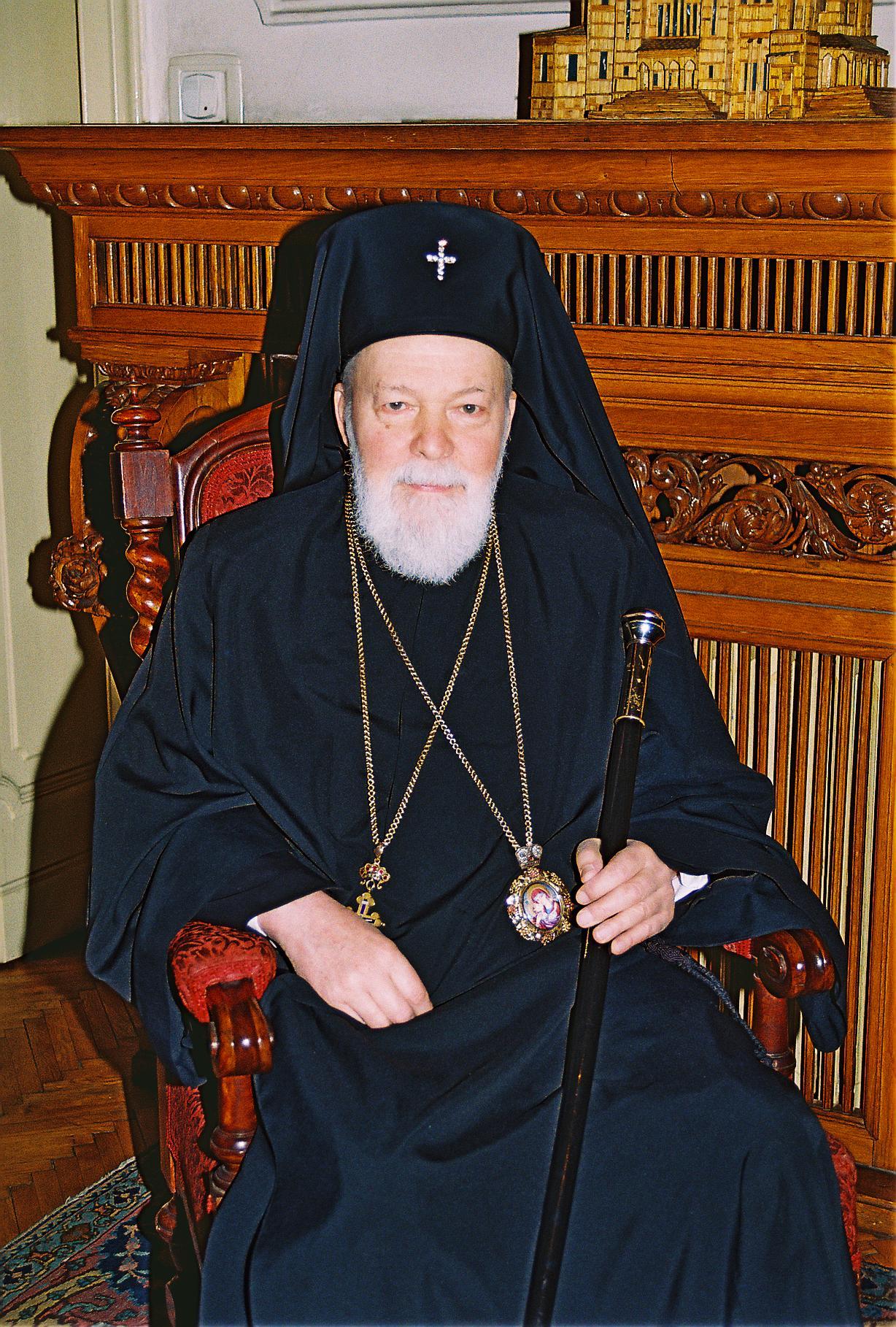Pastorala de Pasti a IPS Nicolae Corneanu: