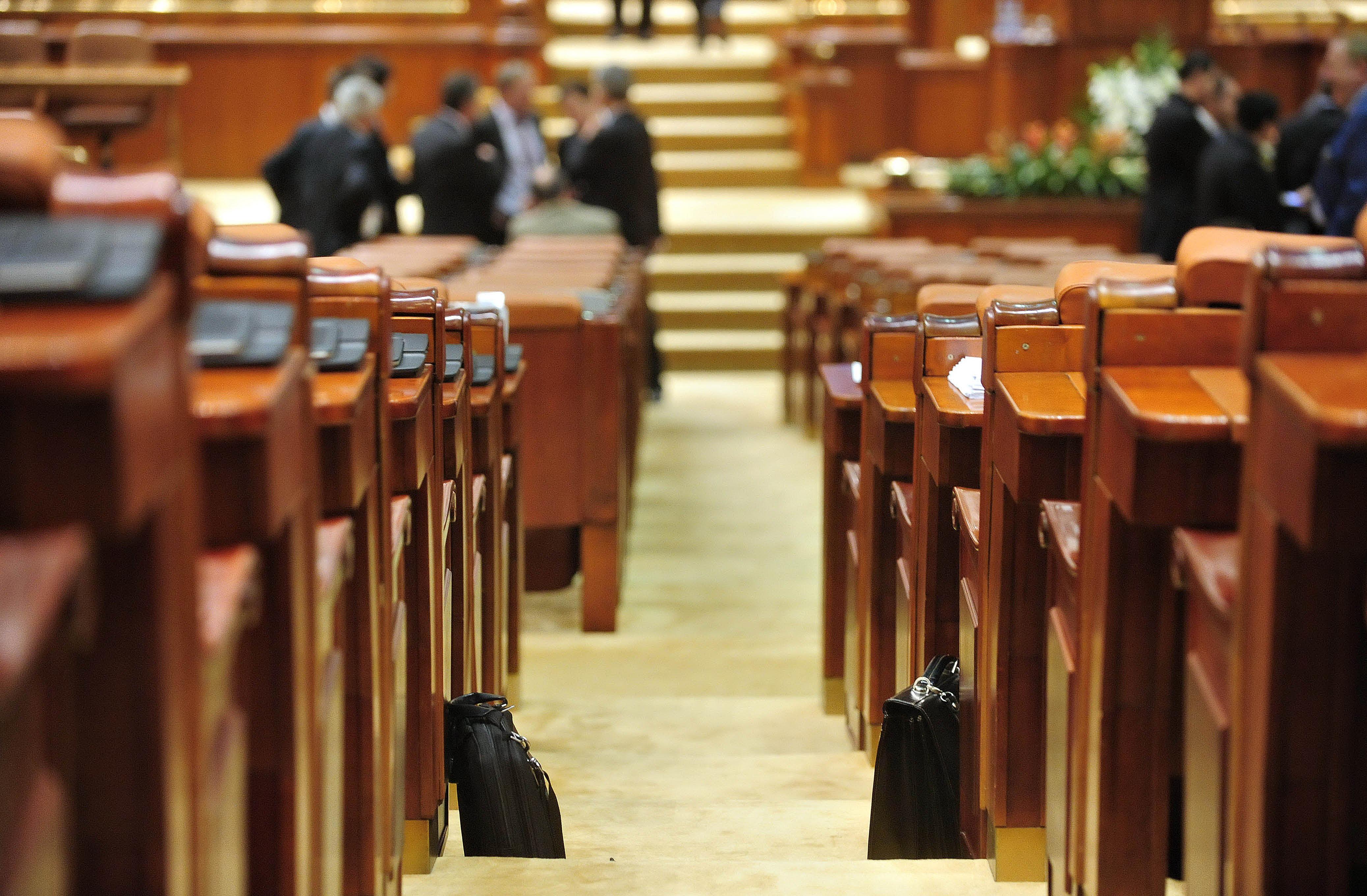 Reprezentantii SRI si SPP, chemati la audieri in Parlament pe marginea scandalului Mircea Basescu