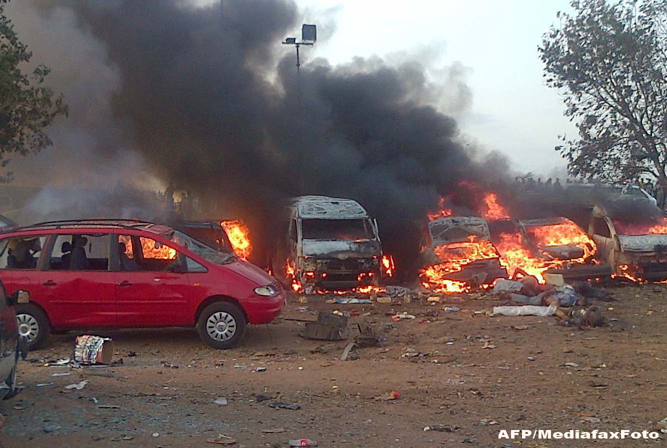 Teroare in Nigeria. Gruparea islamica Boko Haram, responsabila pentru moartea a mii de oameni in fiecare an