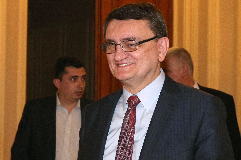 Victor Ciorbea a fost ales Avocat al Poporului