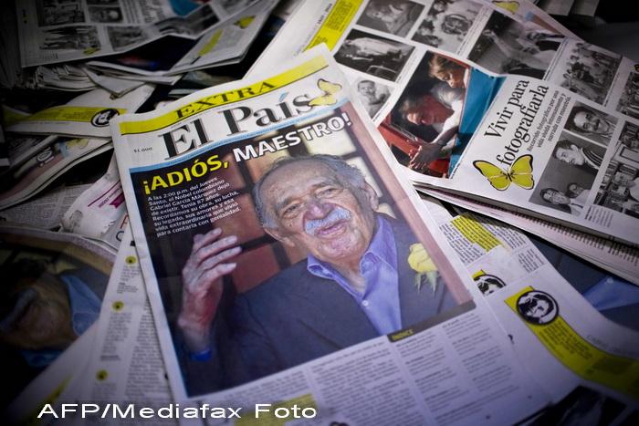 Reactii dupa moartea lui Gabriel Garcia Marquez. Bill Clinton: