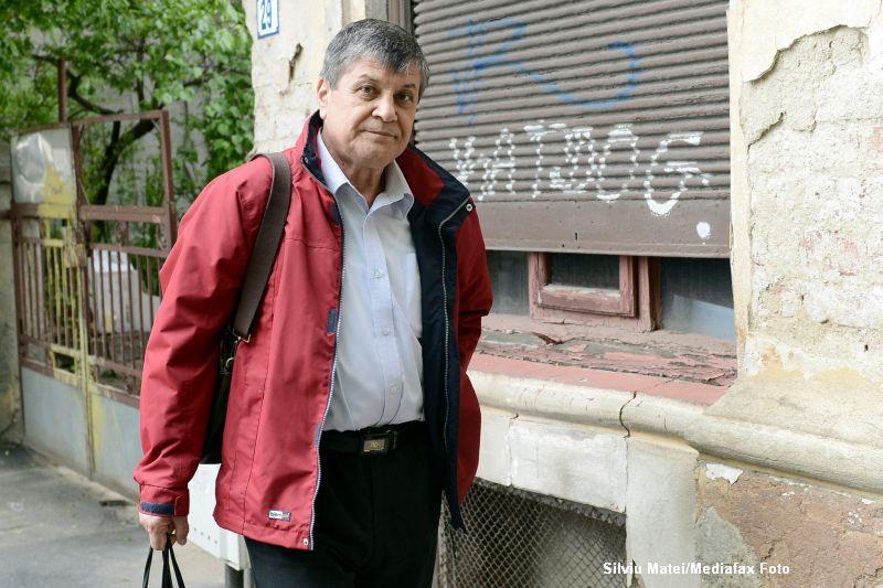 Judecatorul Stan Mustata, acuzat de luare de mita si trafic de influenta, a fost eliberat din arest
