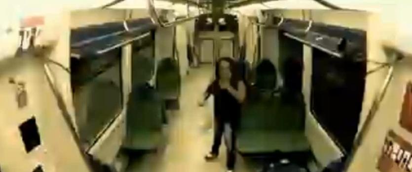 Femeie din Brazilia, atacata in metrou de