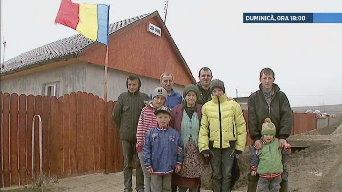 Proiectul Casei SHARE. Duminica, la Romania, te iubesc, povestea comunitatii care a salvat 6 frati de la inghet
