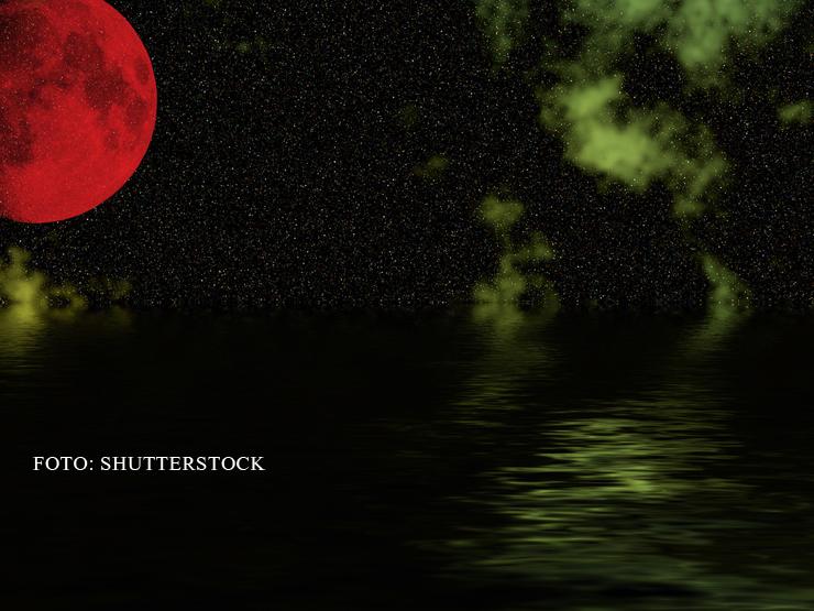 De ce Luna este considerata un astru MALEFIC. Legaturile bizare intre satelitul Pamantului si sexualitate
