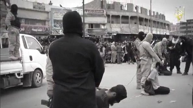 Deutsche Welle: Islamisti germani ar fi torturat ostatici ai gruparii Stat Islamic