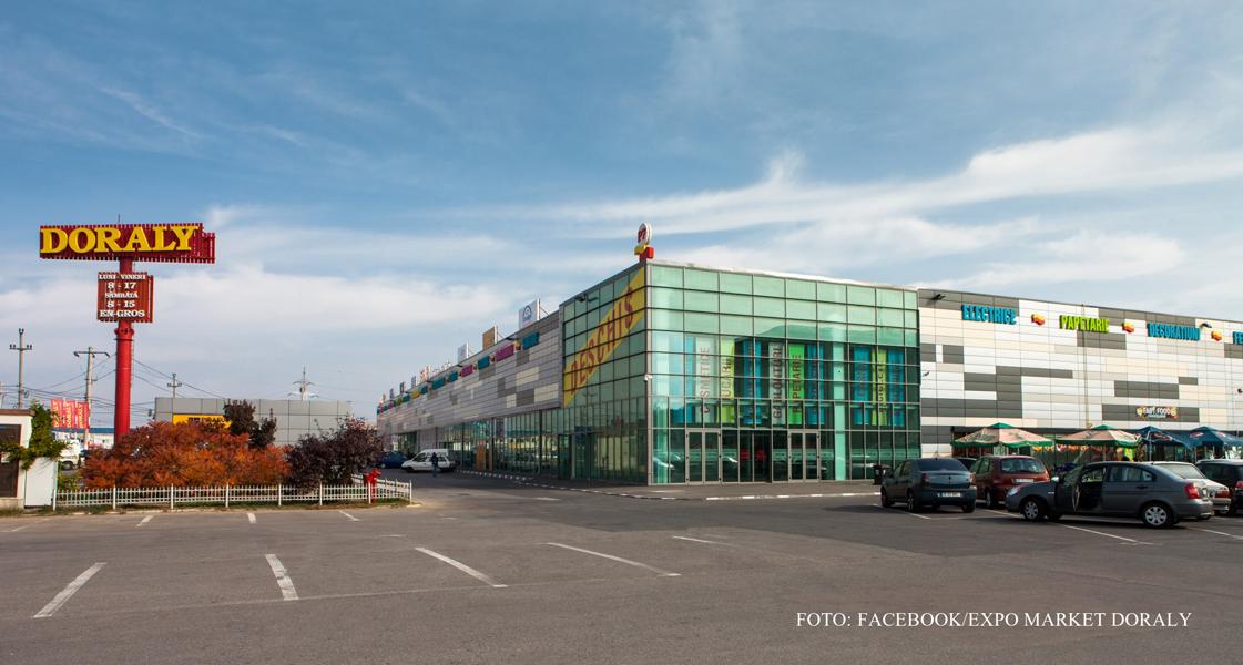 Inspectorii ANAF au descins in complexul Doraly de langa Bucuresti si la