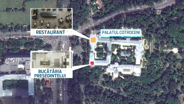 Iohannis va gasi la intoarcerea din concediu o noua cantina la Cotroceni. Investitia ajunge la 29.000 de euro