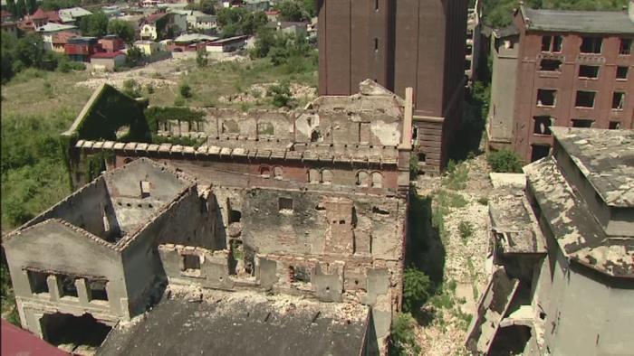 Un monument istoric a fost lasat sa