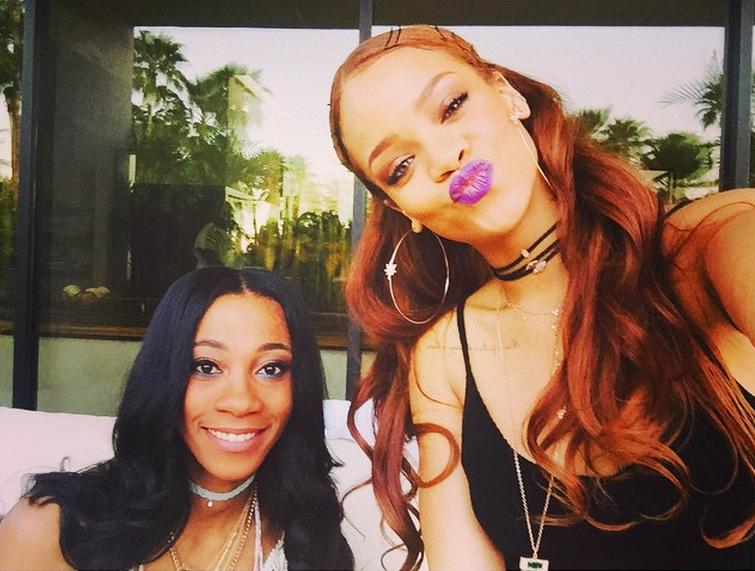 Rihanna, in mijlocul unui scandal imens. Cum a fost filmata recent, la festivalul de muzica de la Coachella
