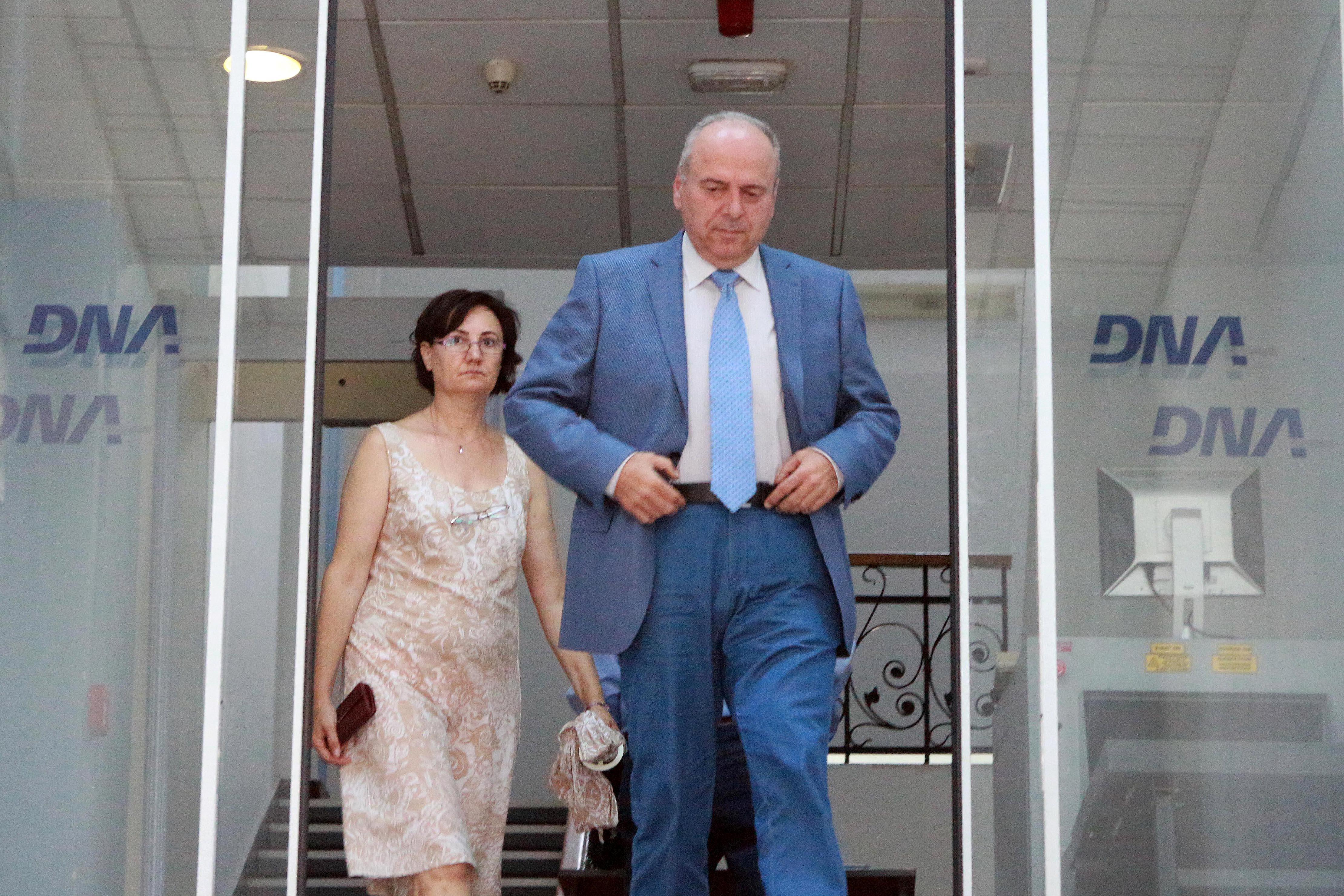 Gheorghe Stefan a fost plasat in arest la domiciliu: