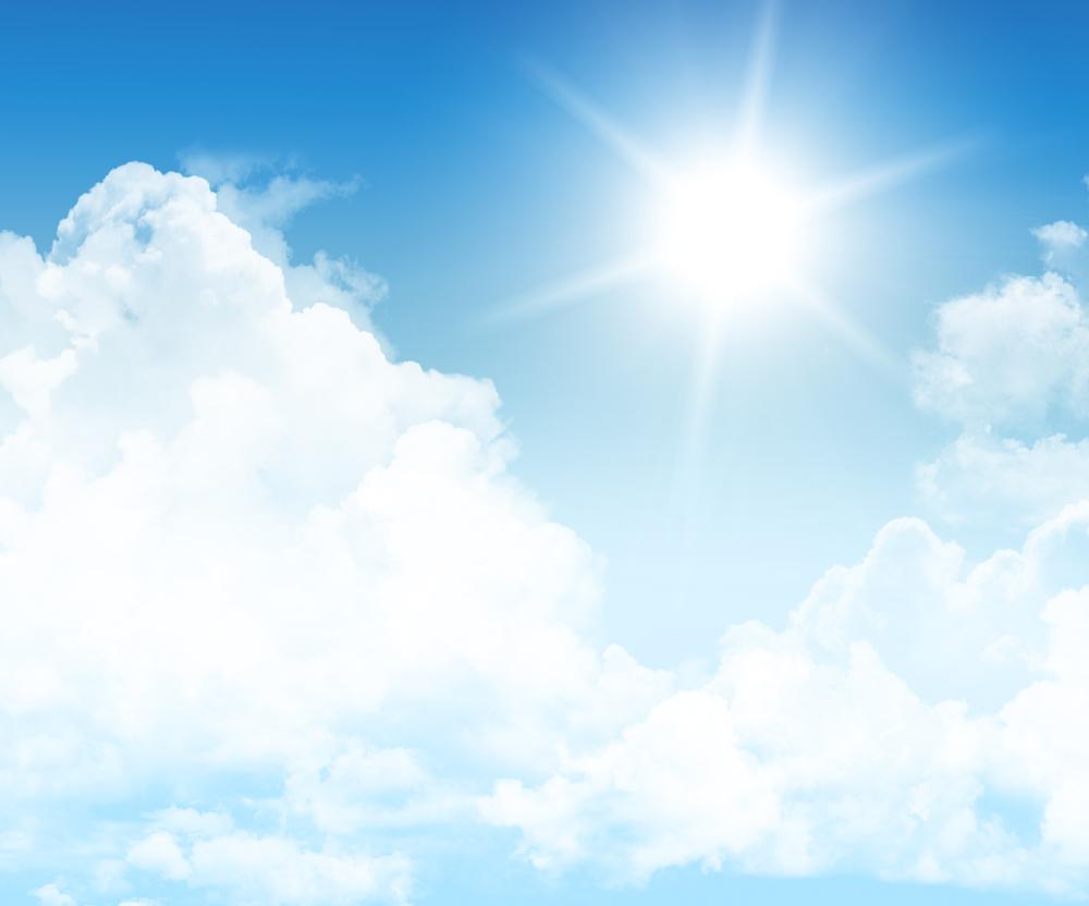 Incalzire semnificativa a vremii in toata tara, luni. Maximele termice ajung la 22 de grade in sudul tarii
