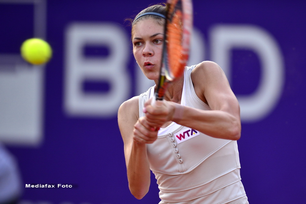 Andreea Mitu a invins-o pe Eugenie Bouchard; Canada - Romania, scor 1-2, in Fed Cup