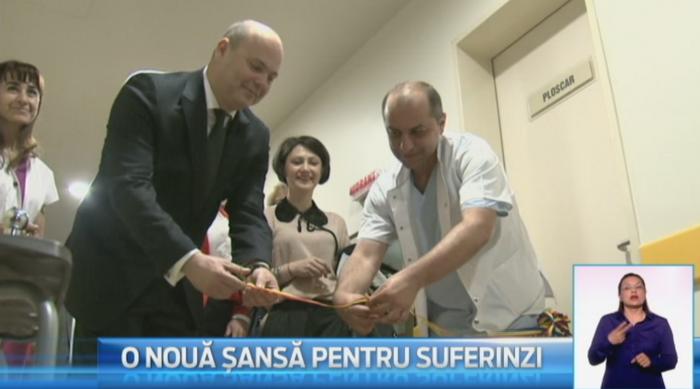 Nou centru de transplant de celule stem in Romania. Cel de-al patrulea sediu este gazduit de Spitalul Universitar Bucuresti