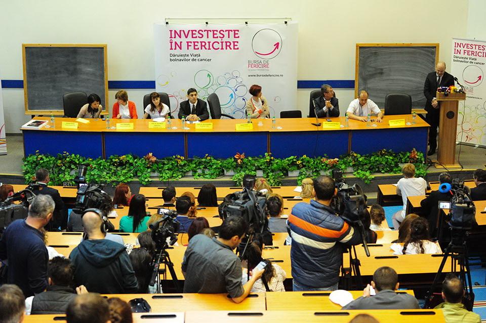 (P) Daruieste Viata a construit cel de-al patrulea Centru de Transplant de Celule Stem din Romania, in Bucuresti