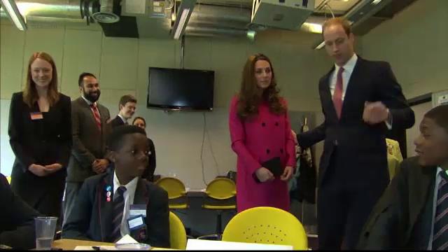 Ducesa de Cambridge nu a mai fost vazuta in public de aproape o luna. Cand va naste cel de-al doilea copil