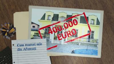 Oana Zavoranu isi inventariaza mostenirea de zeci de milioane de euro. Lucrurile de care vrea sa scape cat mai repede