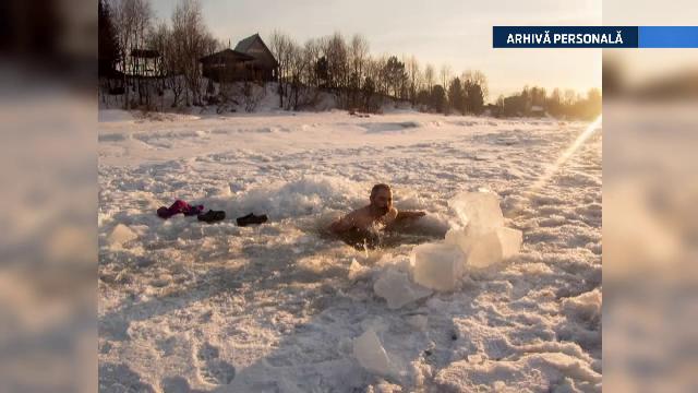 Opt curajosi s-au aventurat in prima expeditie romaneasca la Cercul Polar: