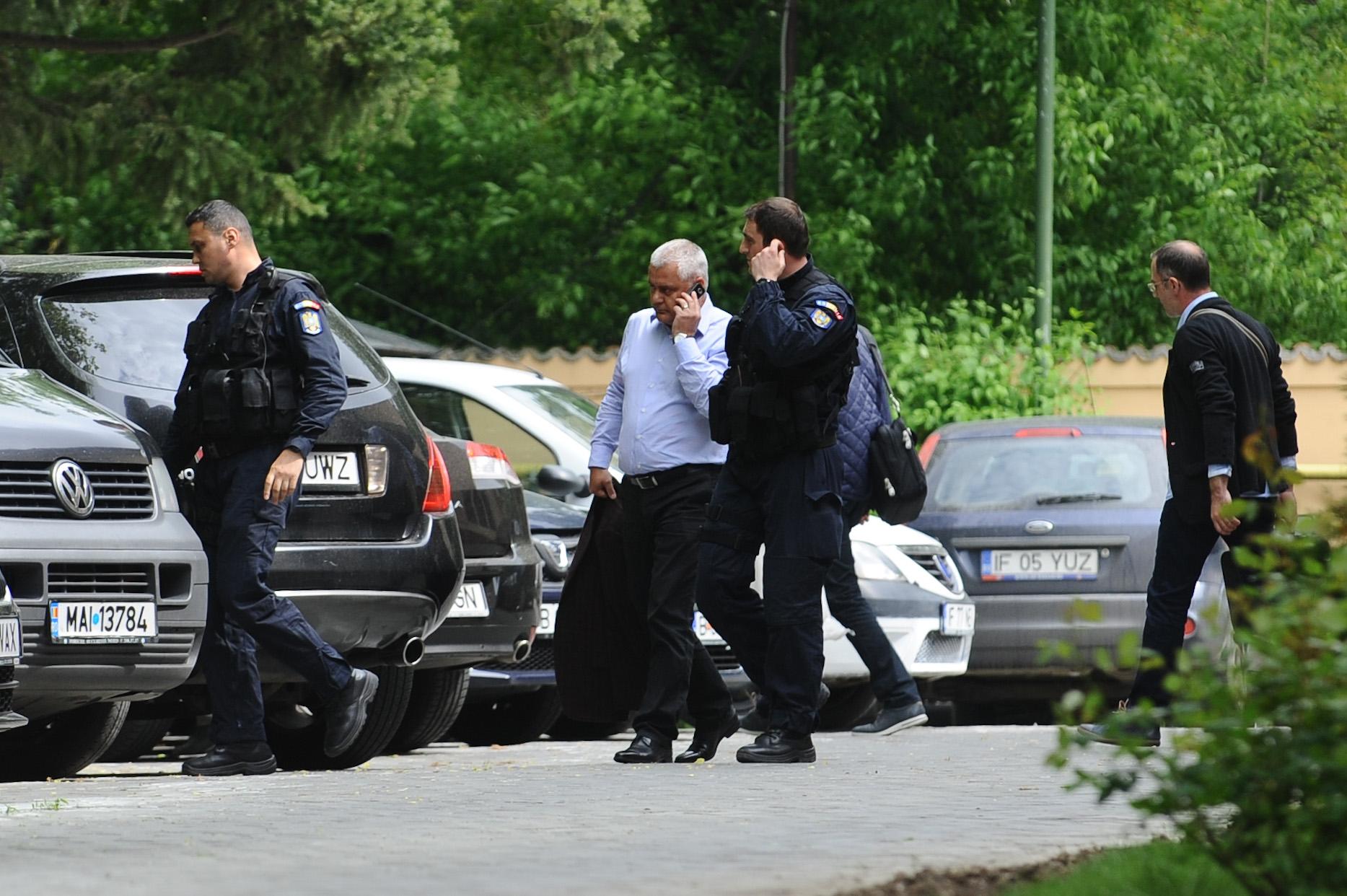 Curtea de Apel Bucuresti a decis arestarea preventiva a sefului RA-APPS Gabriel Surdu