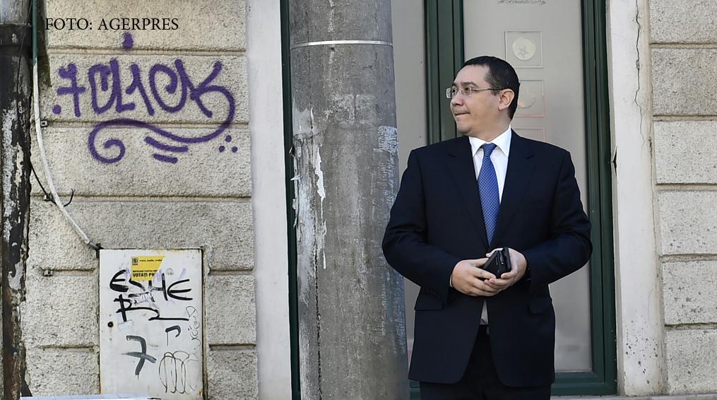 Fostul premier Victor Ponta contesta decizia de plagiat data de CNATDCU. Anuntul facut de ministrul Educatiei