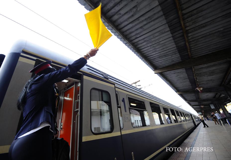 Trenurile au avut intarzieri de cateva ORE in Gara de Nord. Explicatia data de CFR