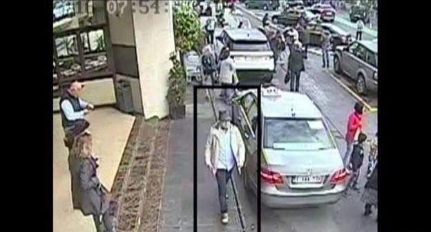 O noua inregistrare cu al treilea suspect in cazul atentatelor din Belgia. In ce ipostaza apare. VIDEO