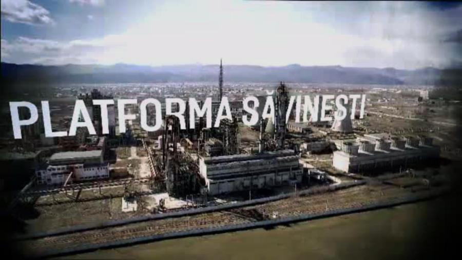 Un combinat de vârf al României, distrus de