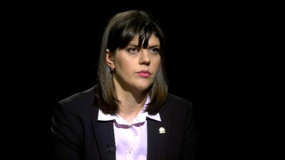 Bloomberg: Sefa DNA, Codruta Kovesi, nemultumita de incercarile politicienilor de subminare a luptei anticoruptie