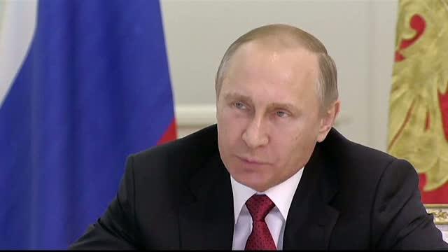 Ziua cosmonautilor, marcata de Vladimir Putin printr-o discutie pe Skype cu membrii echipajului de pe Statia Spatiala