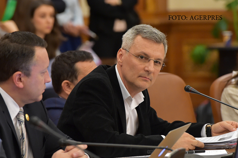 Daniel Zamfir a trecut de la PNL la ALDE. Orban: