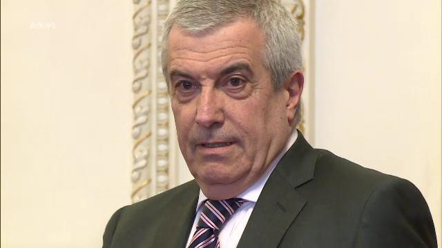 Raspunsul bizar al lui Calin Popescu Tariceanu, intrebat daca sustine criteriile de integritate ale lui Klaus Iohannis