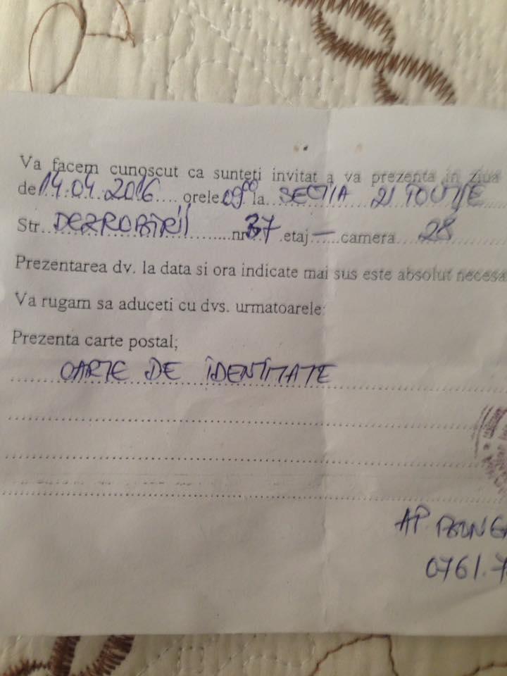 """Tatal uneia dintre victimele din Colectiv a primit citatie la politie pe numele fiului sau mort. """"Nimeni nu mi-a cerut scuze"""""""