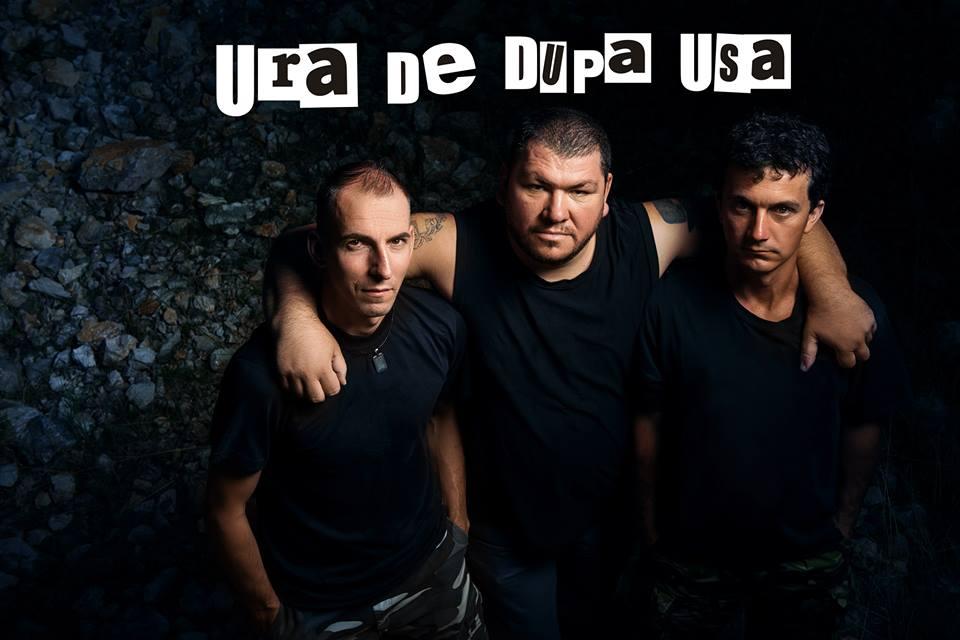Miscarea pentru underground. Ura De Dupa Usa lanseaza CD-ul
