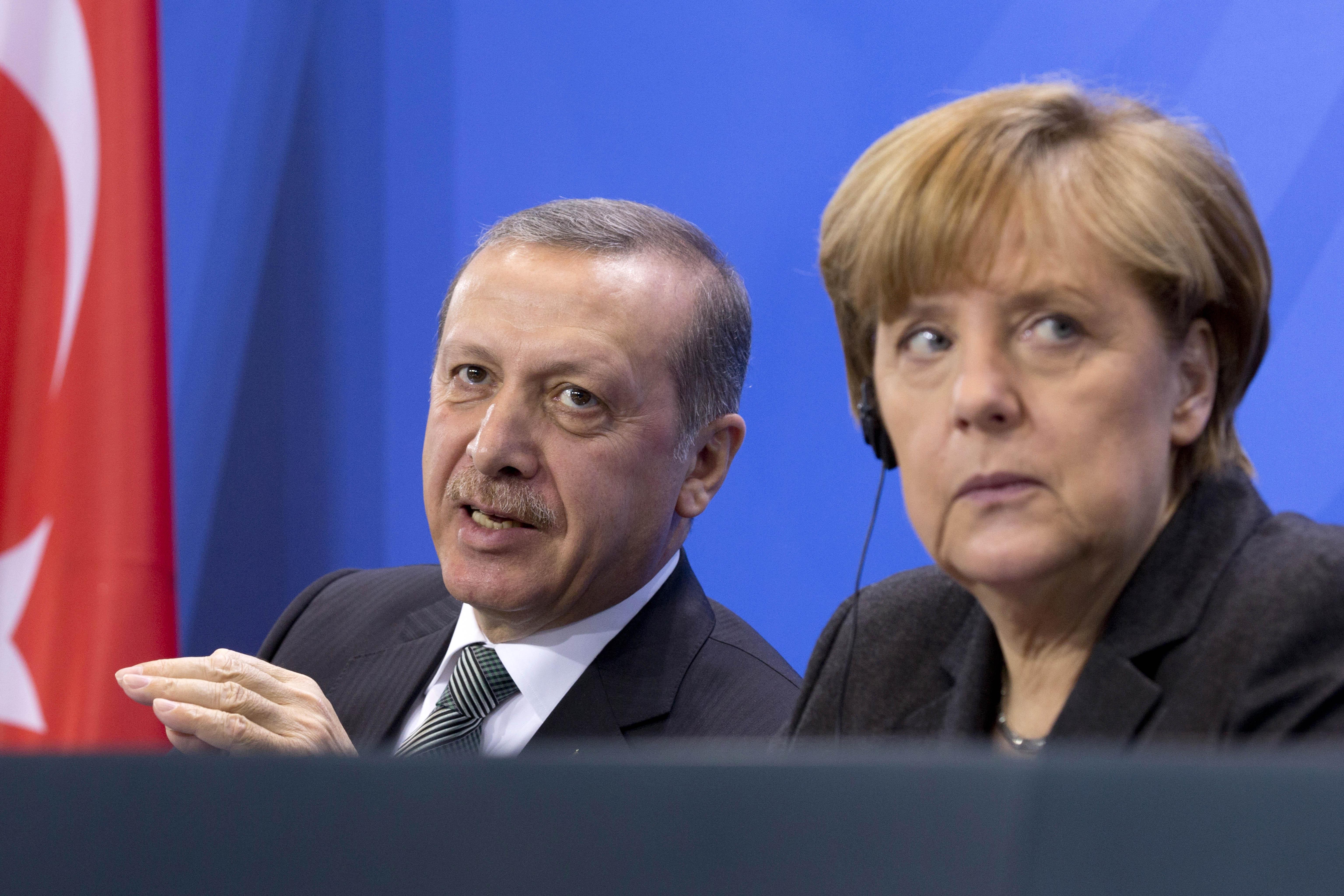 Germania il avertizeaza pe Erdogan: