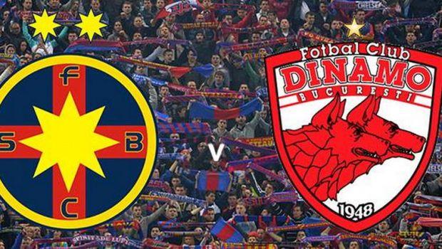 STEAUA - DINAMO 2-2. Calificare dramatica a echipei din Stefan cel Mare in finala Cupei Romaniei, pentru prima data in 4 ani