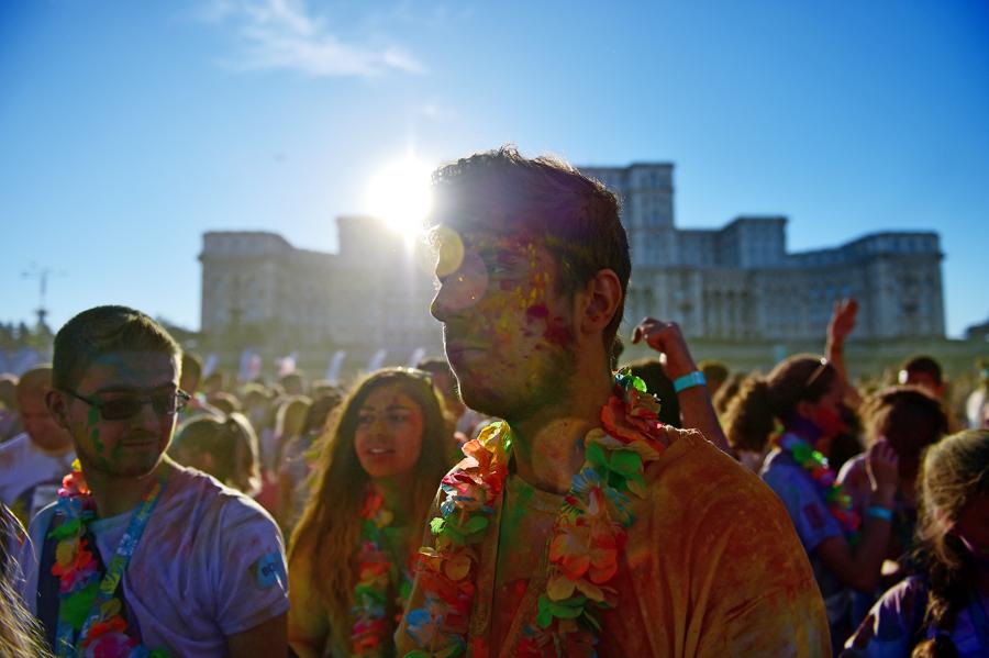 (P) THE COLOR RUN Tropicolor, cursa cu peste 10.000 de invingatori. Unde se vor desfasura urmatoarele editii