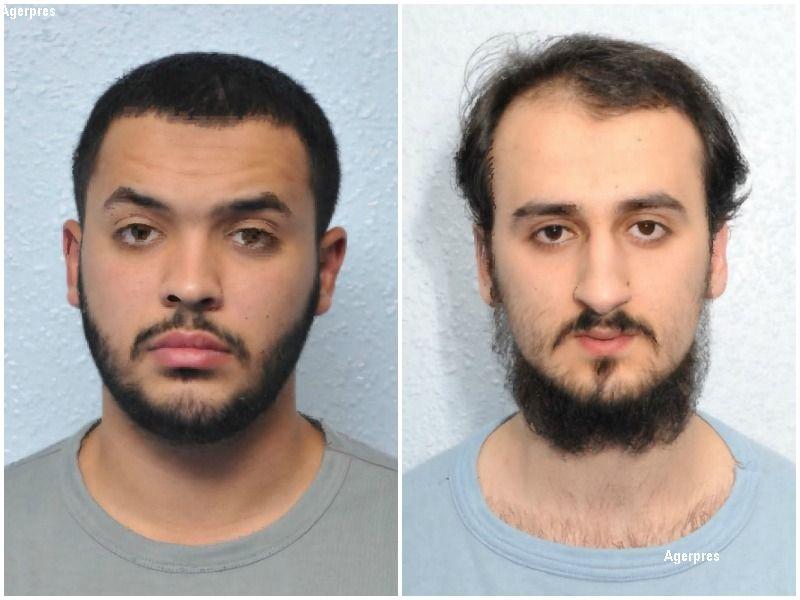 Doi tineri britanici, condamnati la inchisoare pe viata pentru pregatirea unui atentat. Ce atac planuiau
