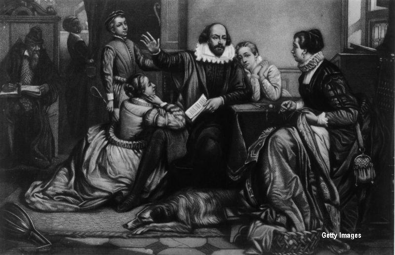 WILLIAM SHAKESPEARE. Google celebreaza 400 de ani de la moartea lui Shakespeare printr-un DOODLE