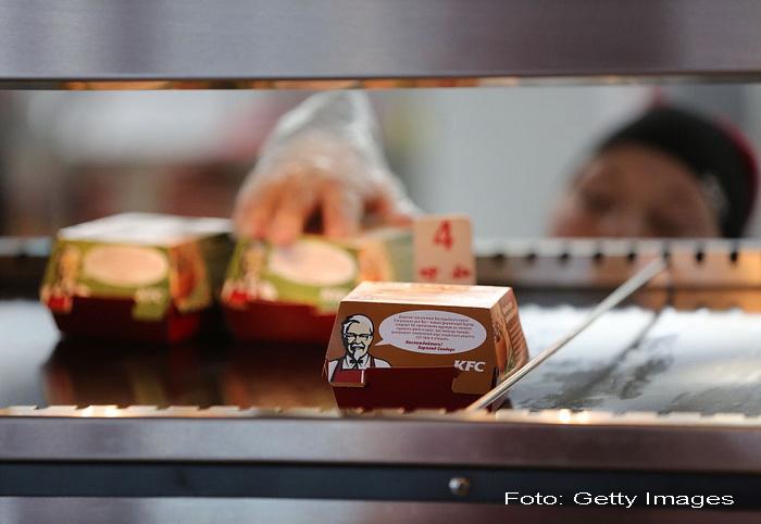 Bacterii din fecale, descoperite de BBC in gheata servita la un fast-food celebru. Reactia reprezentantilor restaurantului