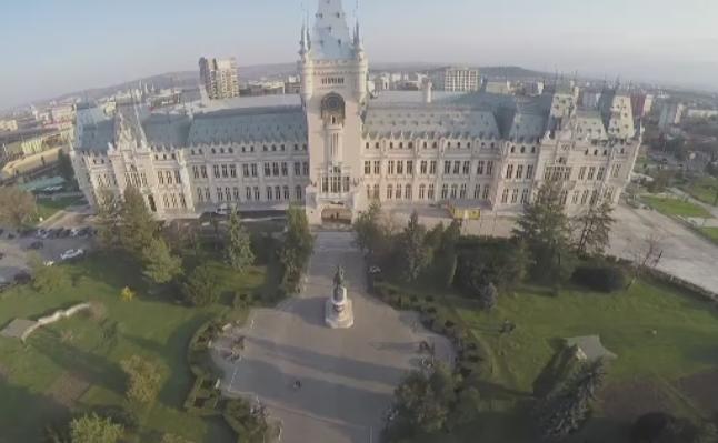 Palatul Culturii din Iasi s-a redeschis dupa 8 ani de restaurari. Cum arata dupa lucrarile de 26 de milioane de euro
