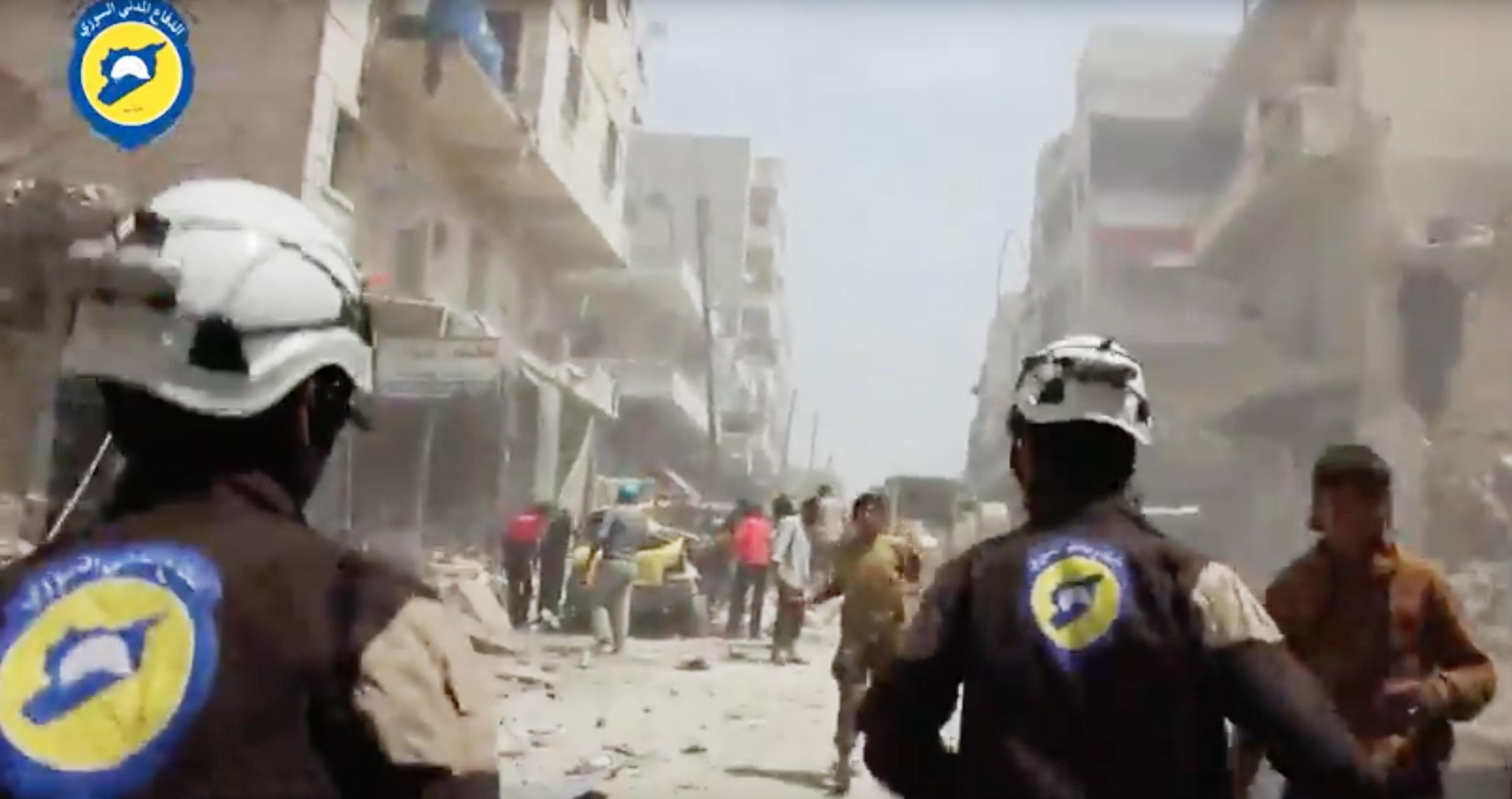 Bombardamente ale rebelilor sirieni in Alep: cel putin 19 morti si 120 de raniti