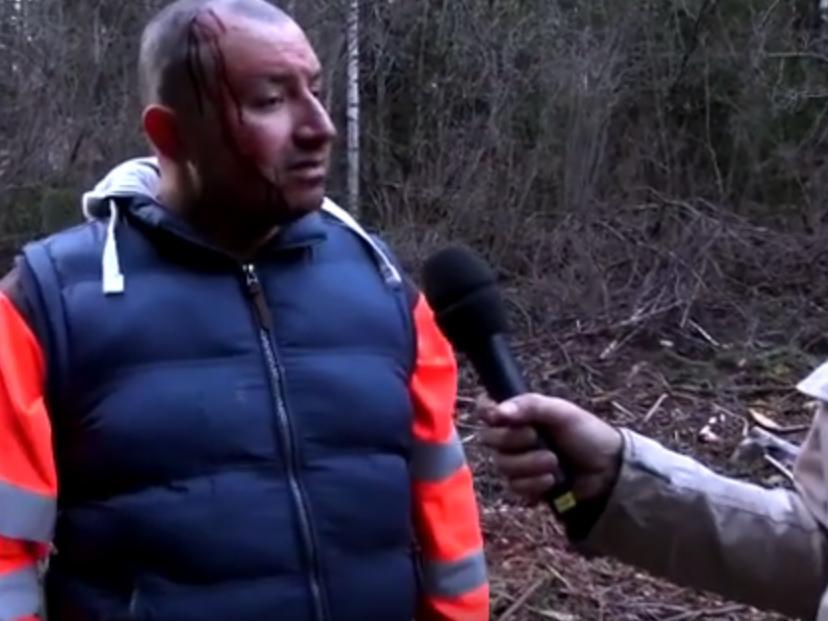 Un politist suedez a agresat un refugiat de origine araba. Ce injurii rasiste a adus acesta si ce pedeapsa risca. VIDEO