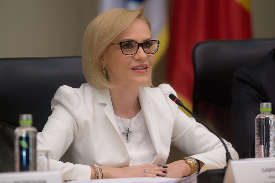 Gabriela Firea: Sorin Grindeanu a jucat