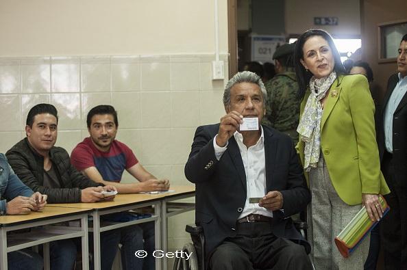 Lenin Moreno, presedinte in Ecuador potrivit rezultatelor partiale. Adversarul sau a cerut o renumarare a voturilor