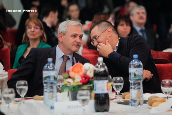 Dragnea continua schimbul de replici taioase cu Ponta: