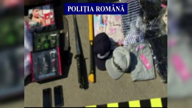 Trei tineri din Mures, prinsi de politisti dupa ce au furat un seif cu 40.000 de lei. Ce suma au mai recuperat autoritatile