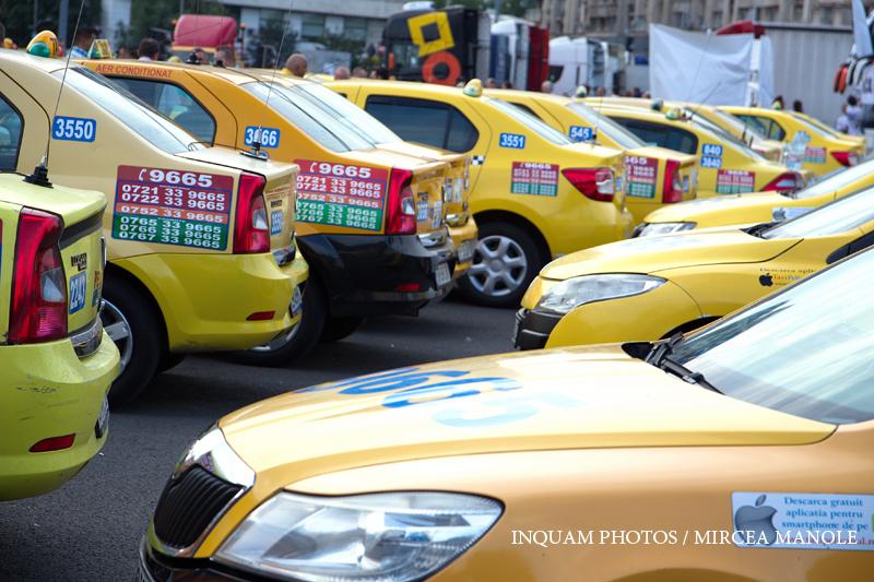 Comisia Europeana ia partea platformelor de ridesharing in conflictul cu taximetristii.